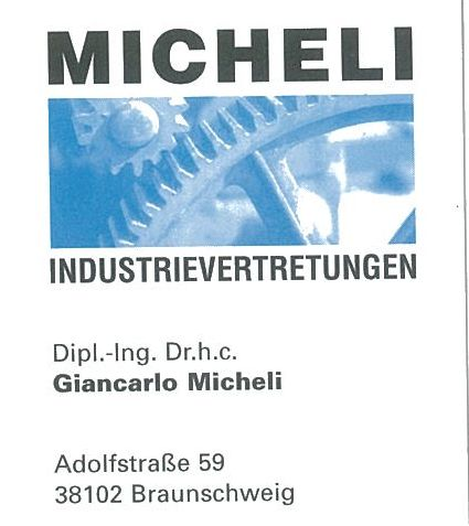 Micheli Industrievertretungen